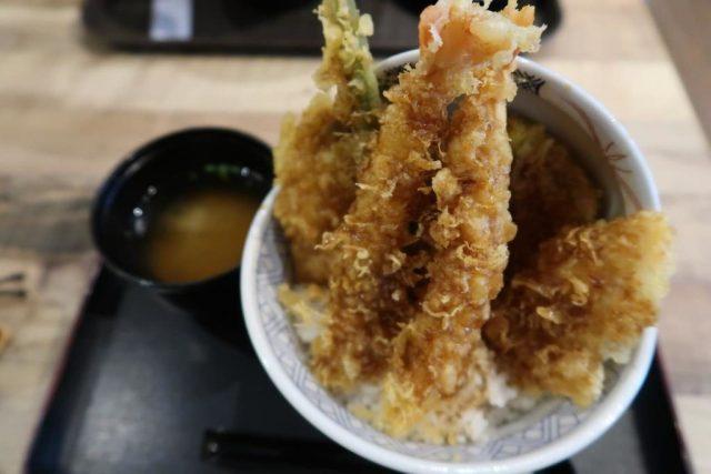 Tendon Ramen Champion vs Japan Food Bugis+ ($14.8)