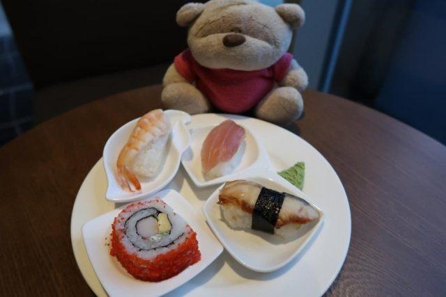 2bearbear @ Executive Lounge Mercure Singapore Bugis
