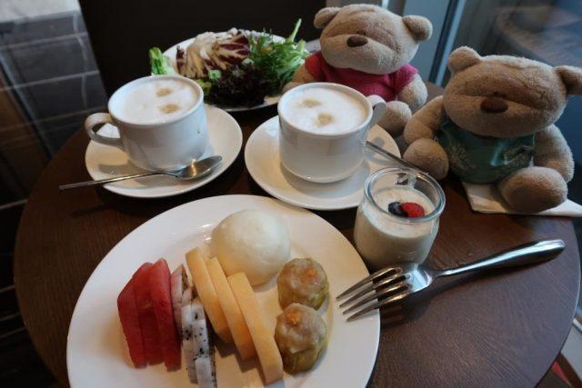 2bearbear @ Mercure Singapore Bugis Privilege Lounge Breakfast Buffet