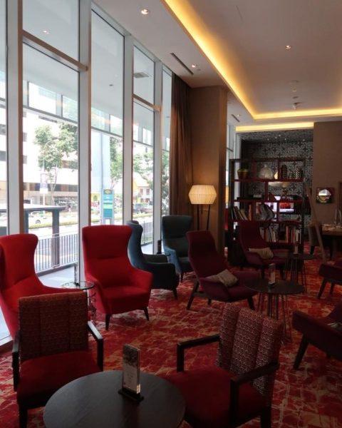 Mercure Singapore Bugis Reception