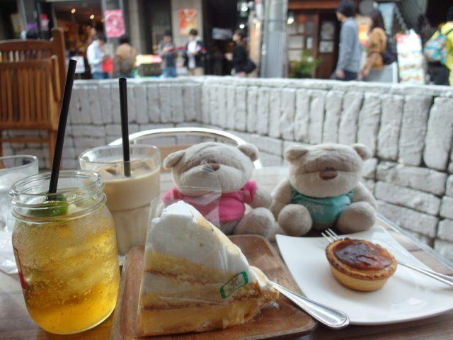 Cafe at Shimokitazawa