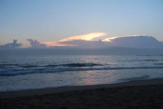 Sunrise Moffat Beach Morning