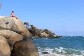 rocks tayrona national park