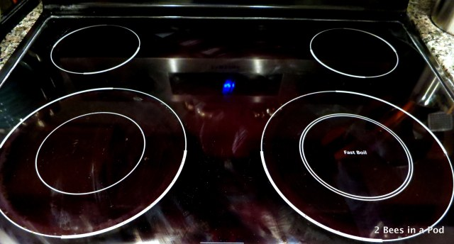 How To Remove Burn Marks From Stove - 30 Bees in a Pod