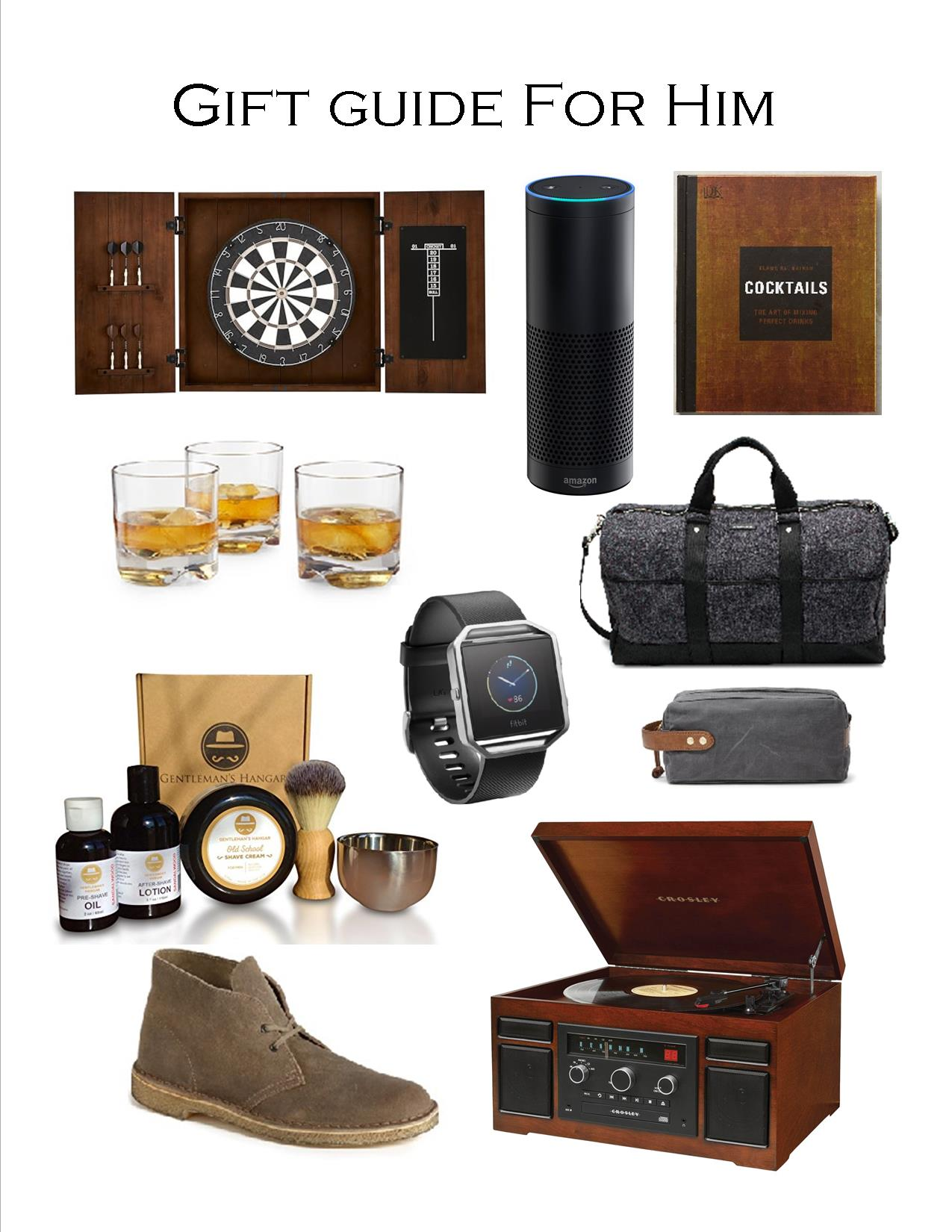 Perfect Gifts For Him On Christmas