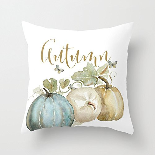 10 Fall Pillow Covers All Under 10  2 Bees in a Pod