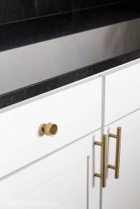 Champagne Bronze Kitchen Cabinet Hardware - Kitchen ...