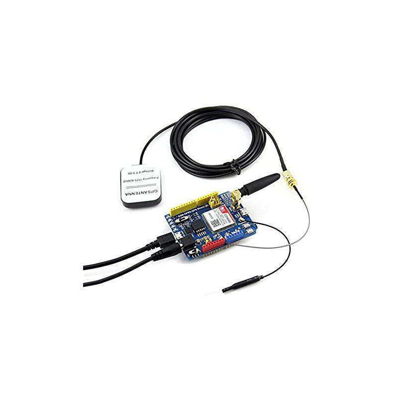 Module SIM808 GSM GPRS GPS Shield For Arduino STM32