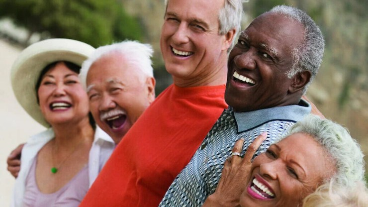Senior Dating Online Services No Fee