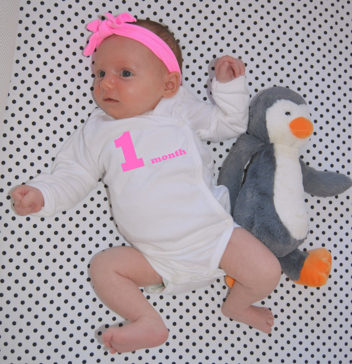 One Month Baby Girl Quotes Vtwctr