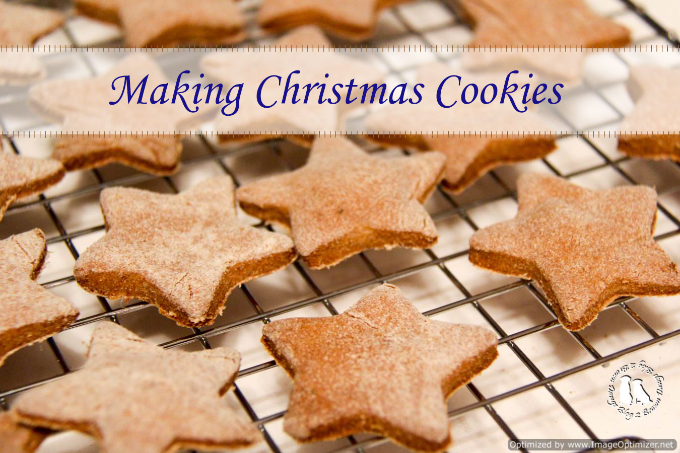 This Time Of Year I Like To Bake Christmas Cookies Including Baking Some For The Brown Dawgs Decided Make A Cookie Recipe Which Incorporates One