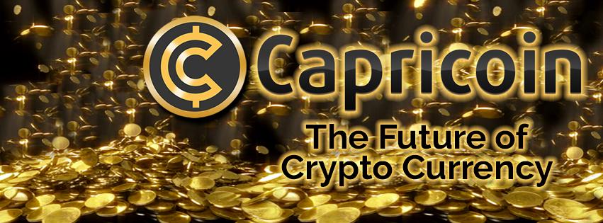 Capricoin FB Cover 1