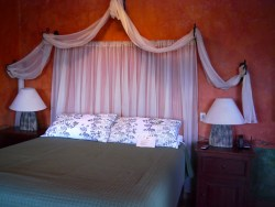 One of the Rental Bedrooms