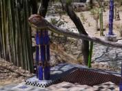 Mosaic Handrail