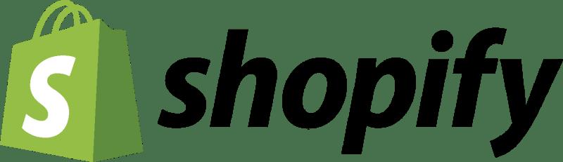 Shopify logo color