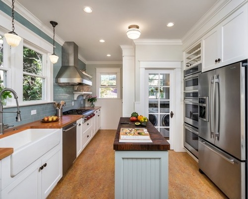 6 Small Kitchens With Islands Northshore Magazine