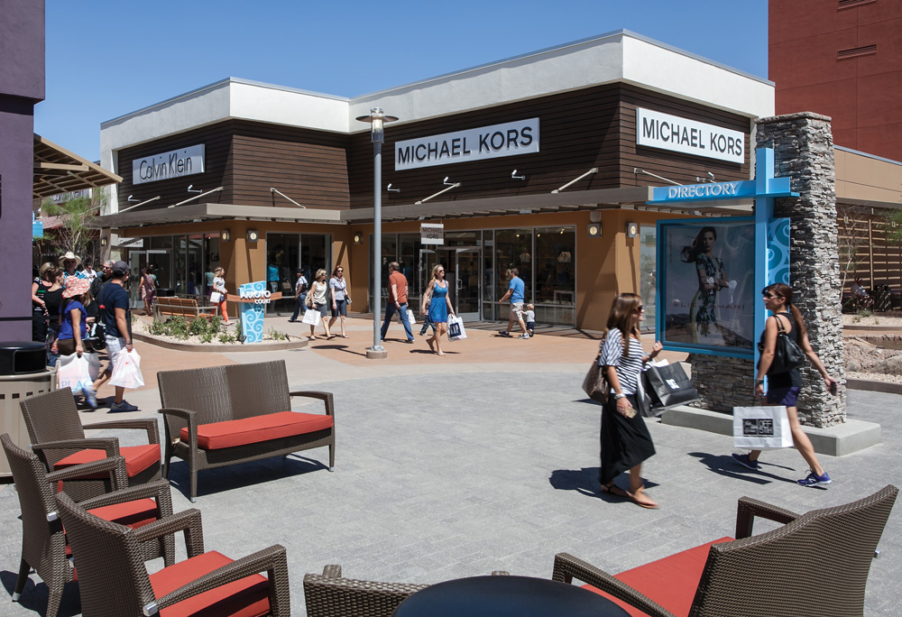 Phoenix Premium Outlets  Outlet mall in Arizona Location