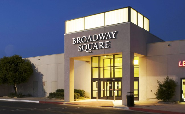 Complete List Of Stores Located At Broadway Square A