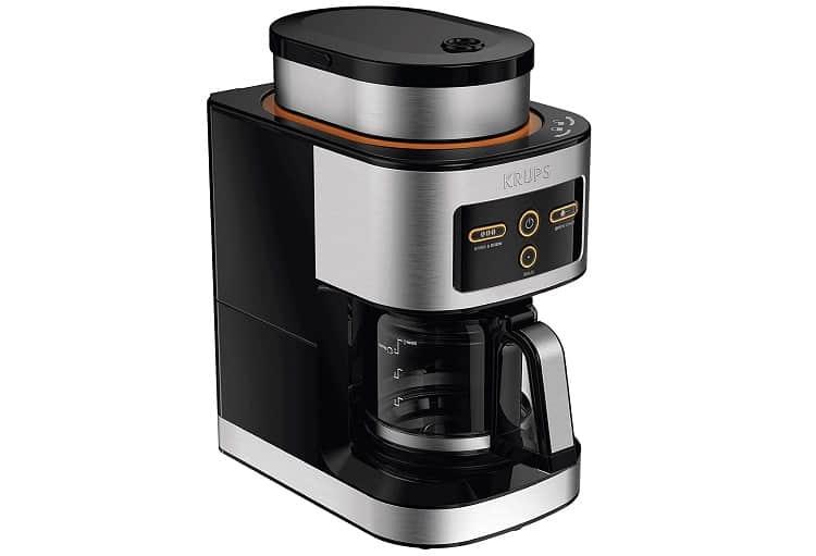 KRUPS KM550D50 Grinder Coffee Maker