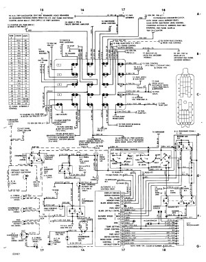 1994 Plymouth Acclaim Radio Wiring Diagram 1994 Plymouth