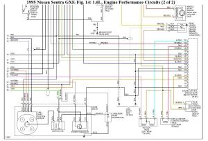 Wiring Diagram for Nissan Sentra Gxe 1995: Wiring Problem,