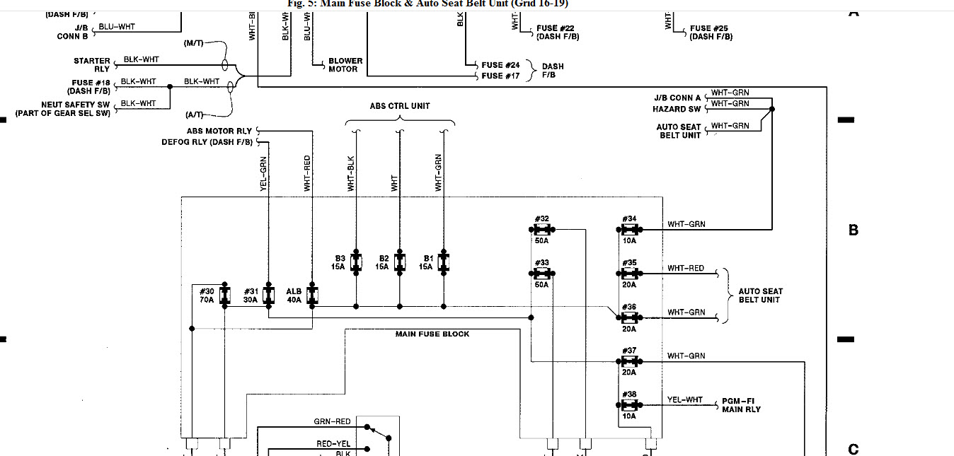 Do You Have a Fuse Box Diagram?