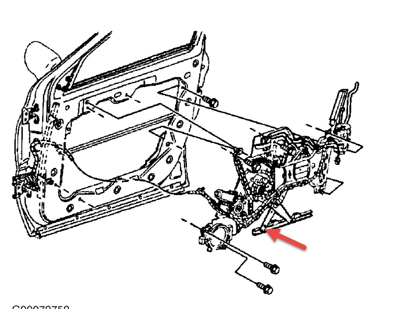 Service manual [2001 Oldsmobile Silhouette Clutch Pedal