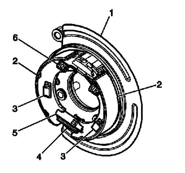 1999 Chevrolet Silverado Parking Brake Assembly: How to