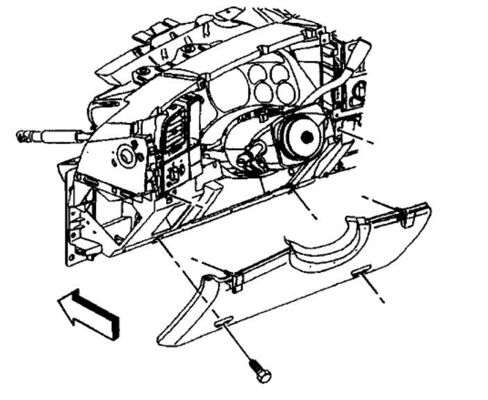Body Control Module?: Electrical Problem V8 Four Wheel