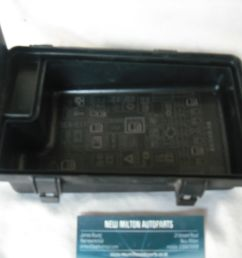 honda accord mk7 2003 2007 engine bay fuse box cover lid [ 2048 x 1536 Pixel ]