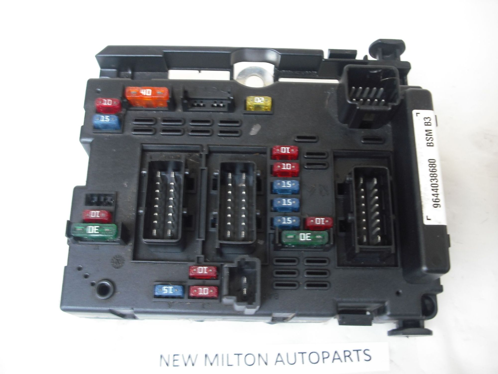 hight resolution of citroen berlingo 2003 fuse box 30 wiring diagram images wiring diagrams creativeand co used peugeot vans peugeot expert van fuse box layout