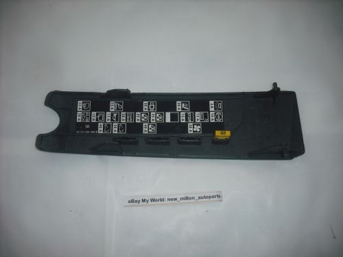 small resolution of renault megane 2 sport tourer front dash fuse box cover