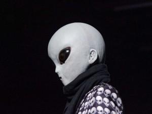 24 heures en images - Défilé Rynshu à la semaine de la mode de Paris, le 25 janvier.