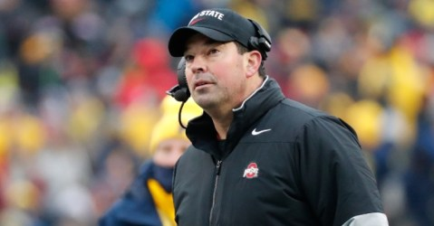 Ohio St. head coach on rematch: