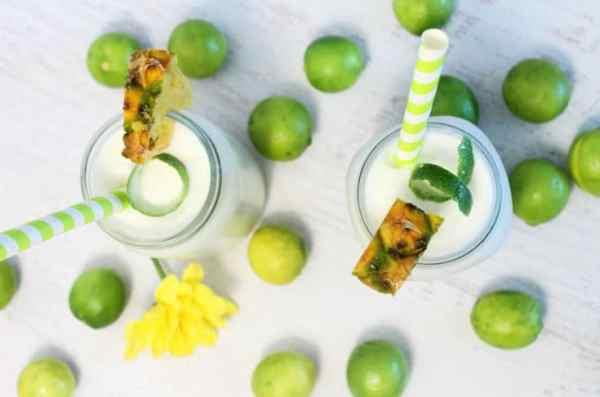 Key Lime Colada 5 | 2 Cookin Mamas