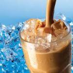 Cocoa Almond Milk Iced Latte