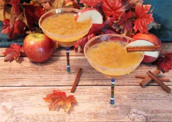 Apple Cider Margarita 2 | 2 Cookin Mamas
