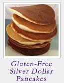 Gluten Free Silver Dollar Pancakes