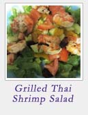 Grilled Thai Shrimp Salad