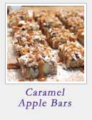 Caramel Apple Bars | 2CookinMamas