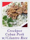 Crockpot Cuban Pork | 2 Cookin Mamas