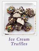 Ice Cream Truffles | 2 Cookin Mamas