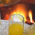 Celebrate the Holidays with Mimosas