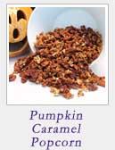 Pumpkin Caramel Popcorn | 2CookinMamas
