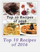 Top 10 Recipes of 2016 | 2 Cookin Mamas