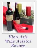 Vino Aria Wine Aerator Review