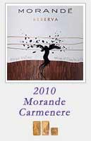 2010 Morande Carmenere