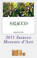 2011 Saracco Moscato dAsti