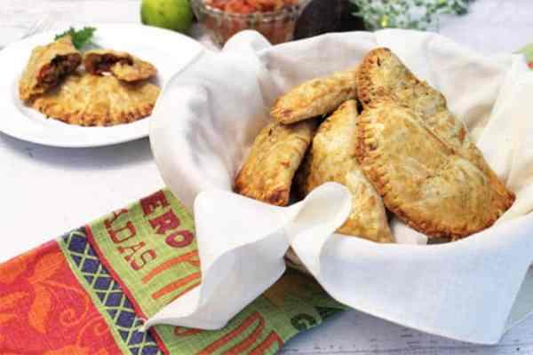 Easy Beef Empanadas 2 | 2 Cookin Mamas