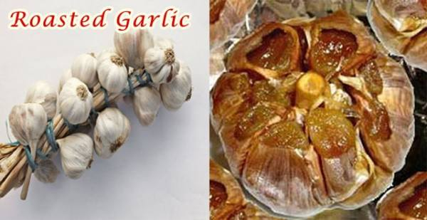 roasted garlic 1|2CookinMamas